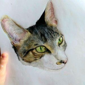 🌻HP🌻 Pet portraits! Message me for details!